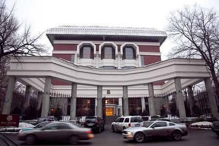 Hotel Dostyk in Almaty Kazakhstan