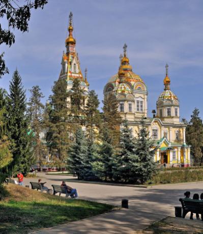 Almaty Orthodox Church