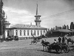Verniy Tartar Mosque, before 1887.
