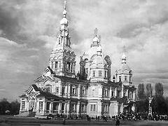 Alma-Ata Zenkov Cathedral