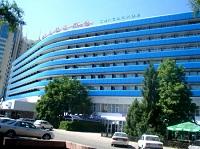 Hotel Almaty in Almaty Kazakhstan