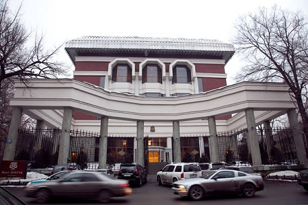 Dostyk Almaty Hotel in Kazakhstan
