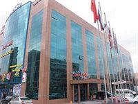 Grand Eurasia Hotel in Almaty Kazakhstan