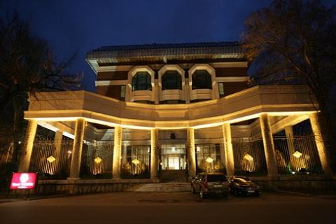 Hotel Dosty Almaty