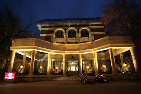 Almaty Kazkahstan Hotels