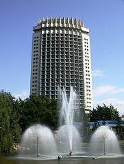 Hotel Kazakhstan in Almaty