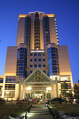 Intercontinental in Astana Kazakhstan