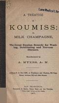 Kumis - Fermented Mare's Milk