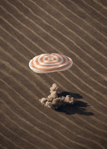 Soyuz Landing I