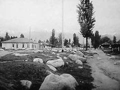 Almatinka Flood 1921