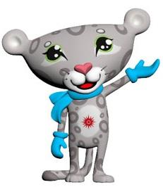 Asiad 2011 Mascot