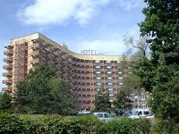 Preimer Alatau Hotel in Almaty Kazakhstan