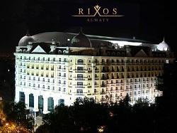 Rixos Almaty Hotel in Kazakhstan