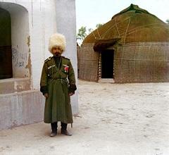 Semirechensk Cossak