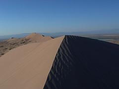 Singing Sand Pyramid