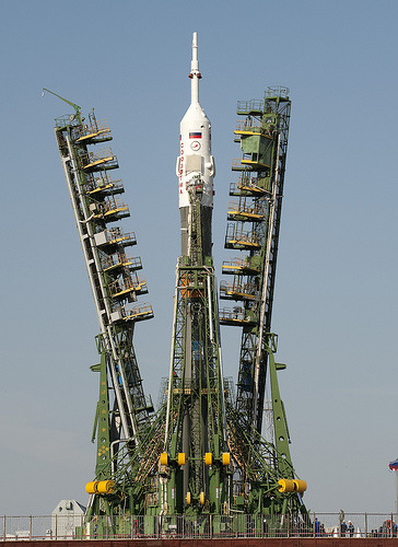 Soyuz is ready I