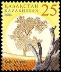 Saxaul - Kazakhstan Stamp