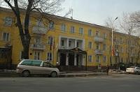 Ambassador Hotel in Almaty Kazakhstan