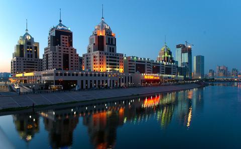 Astana Kazakhstan Hotels