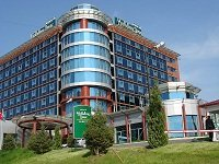 Holiday Inn Hotel in Almaty Kazakhsan