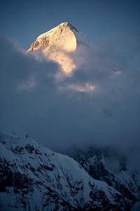 Khan Tengri - Heavenly Mountain